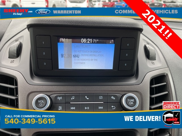 2021 Ford Transit Connect, Empty Cargo Van #Y486608 - photo 13