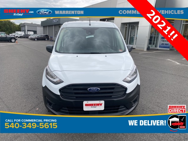 2021 Ford Transit Connect, Empty Cargo Van #Y486608 - photo 3