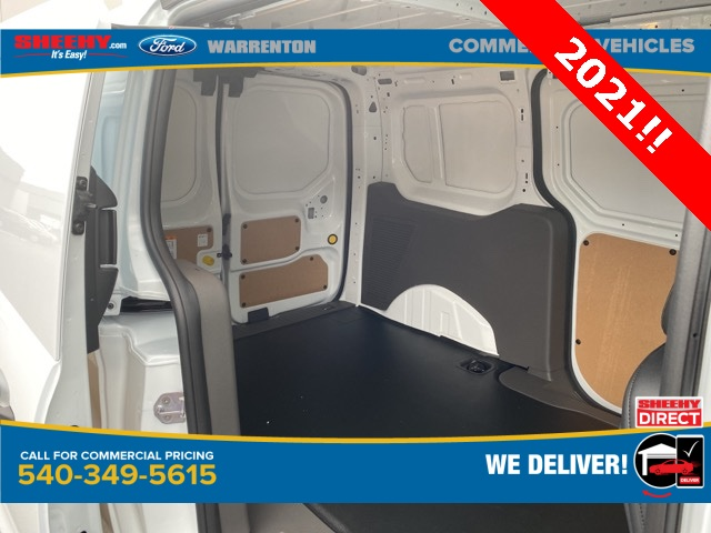 2021 Ford Transit Connect, Empty Cargo Van #Y486608 - photo 7
