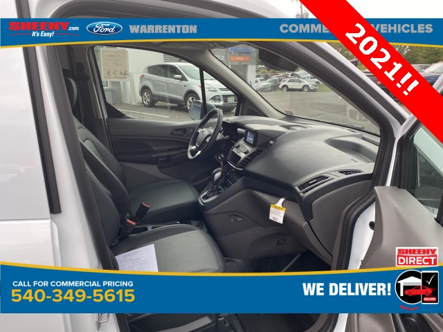 2021 Ford Transit Connect, Empty Cargo Van #Y486608 - photo 8