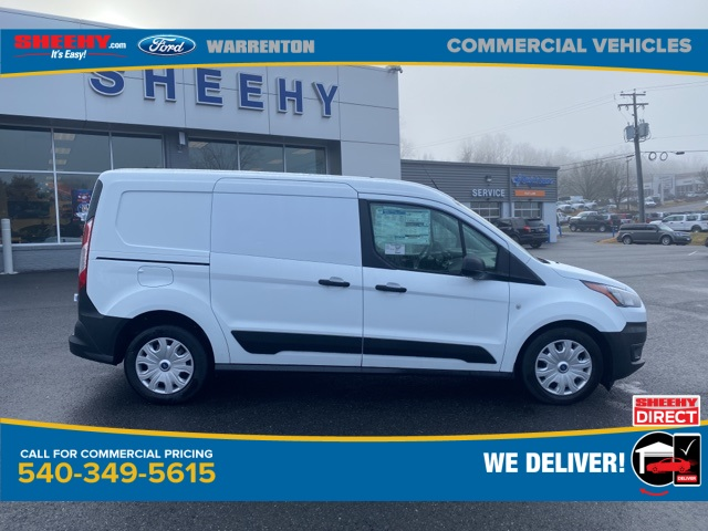 2021 Ford Transit Connect, Empty Cargo Van #Y490378 - photo 4