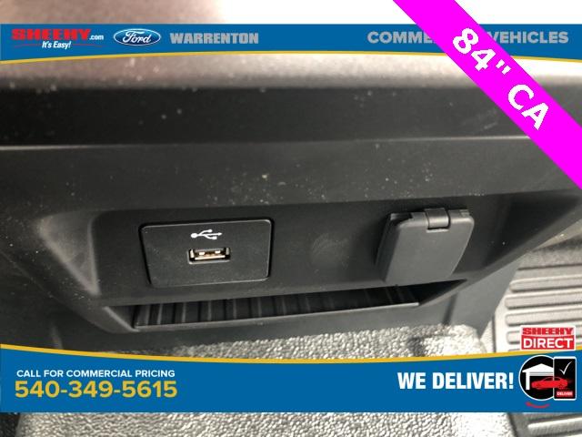 2020 Ford F-550 Regular Cab DRW 4x4, Cab Chassis #YA00860 - photo 10
