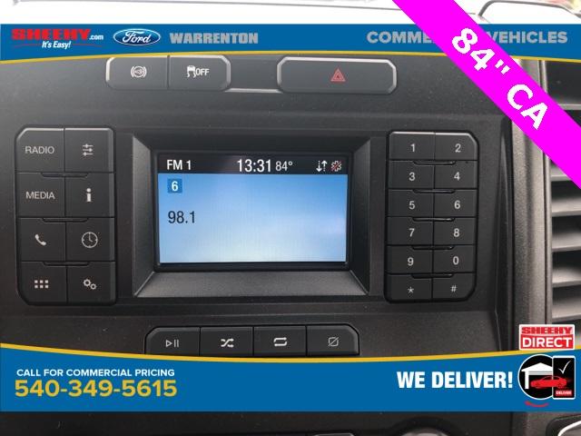 2020 Ford F-550 Regular Cab DRW 4x4, Cab Chassis #YA00860 - photo 7