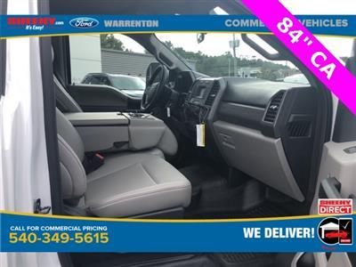 2020 Ford F-550 Regular Cab DRW 4x4, Cab Chassis #YA00860 - photo 5