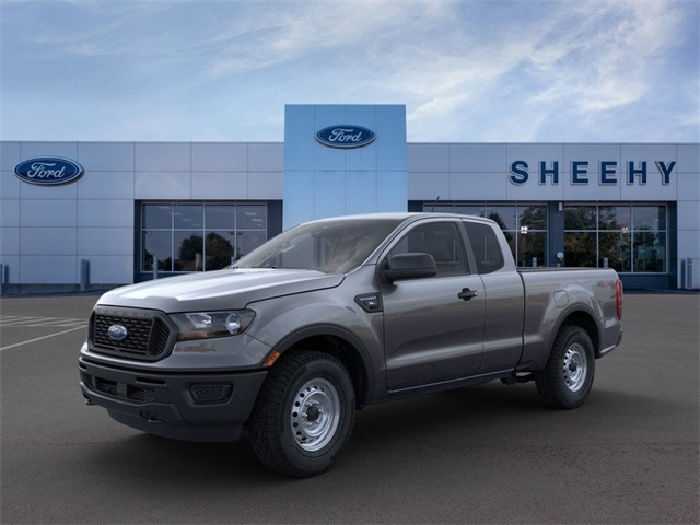 2020 Ranger Super Cab 4x4, Pickup #YA05608 - photo 1