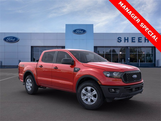2020 Ranger SuperCrew Cab 4x4, Pickup #YA05609 - photo 1