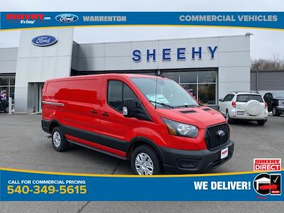 2021 Ford Transit 150 Low Roof 4x2, Empty Cargo Van #YA07041 - photo 1