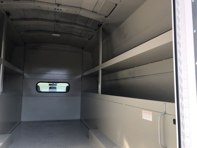 2019 F-550 Regular Cab DRW 4x4, High Roof Enclosed Service Body  #YA08741 - photo 10