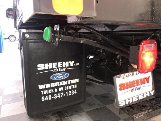 2019 F-550 Regular Cab DRW 4x4,  Rugby Eliminator LP Steel Dump Body #YA08742 - photo 11