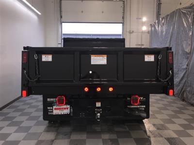2019 F-550 Regular Cab DRW 4x4,  Rugby Eliminator LP Steel Dump Body #YA08742 - photo 2