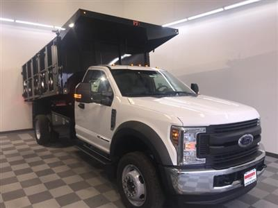2019 F-550 Regular Cab DRW 4x4,  PJ's Landscape Dump #YA08857 - photo 9
