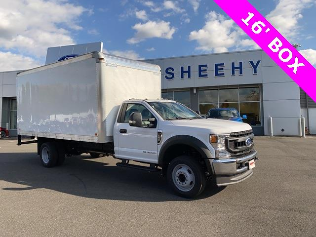 2020 Ford F-550 Regular Cab DRW 4x2, Dejana Dry Freight #YA09196 - photo 1
