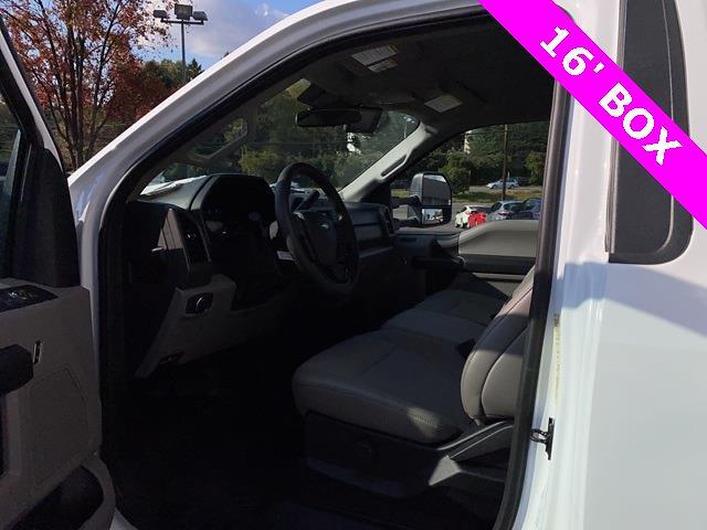 2020 Ford F-550 Regular Cab DRW 4x2, Dejana DuraBox Dry Freight #YA09196 - photo 10