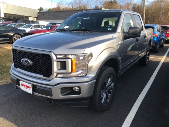 2020 F-150 SuperCrew Cab 4x4, Pickup #YA09326 - photo 1
