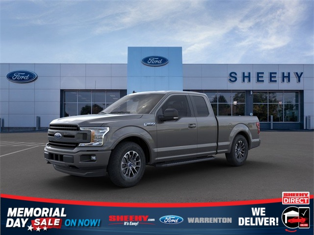 2020 F-150 Super Cab 4x4, Pickup #YA09339 - photo 1