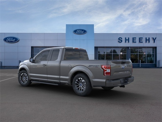 2020 F-150 Super Cab 4x4, Pickup #YA09339 - photo 4