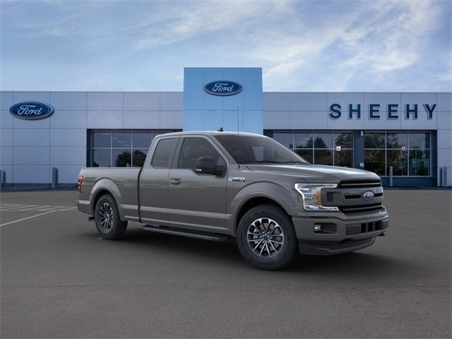 2020 F-150 Super Cab 4x4, Pickup #YA09339 - photo 7