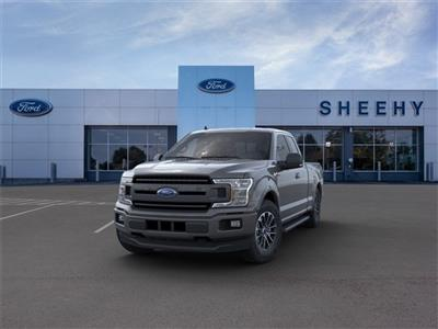 2020 F-150 Super Cab 4x4, Pickup #YA09339 - photo 2