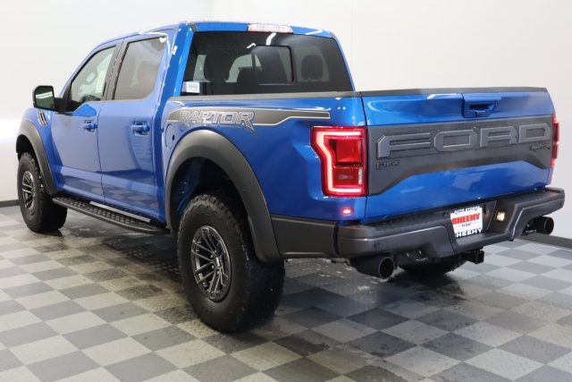 2020 F-150 SuperCrew Cab 4x4, Pickup #YA11416 - photo 2