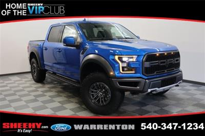 2020 F-150 SuperCrew Cab 4x4, Pickup #YA11416 - photo 1
