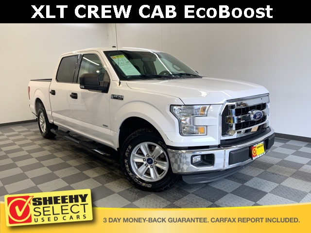 2015 F-150 SuperCrew Cab 4x2, Pickup #YA11468A - photo 1