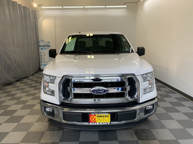 2015 F-150 SuperCrew Cab 4x2, Pickup #YA11468A - photo 3