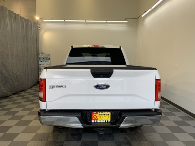 2015 F-150 SuperCrew Cab 4x2, Pickup #YA11468A - photo 7