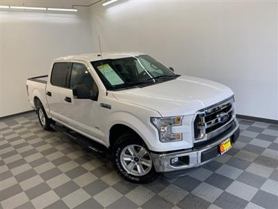 2015 F-150 SuperCrew Cab 4x2, Pickup #YA11468A - photo 5