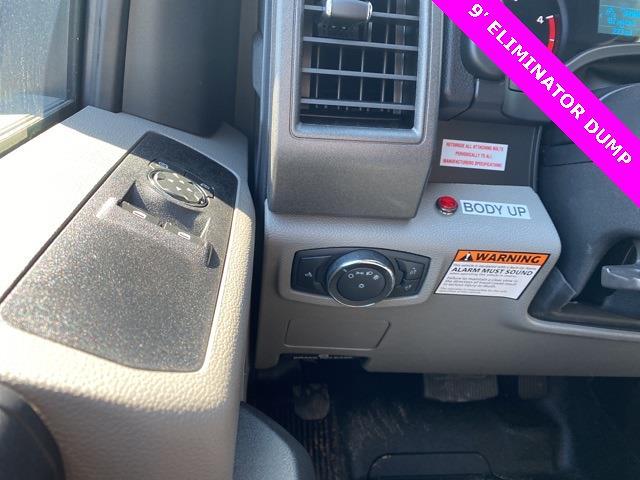 2020 Ford F-550 Regular Cab DRW 4x4, Rugby Eliminator LP Steel Dump Body #YA11712 - photo 14