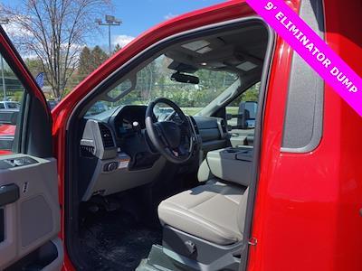 2020 Ford F-550 Regular Cab DRW 4x4, Rugby Eliminator LP Steel Dump Body #YA11712 - photo 8