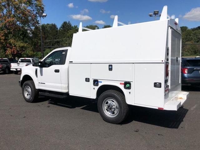 2019 F-350 Regular Cab 4x4, Medium roof enclosed service body  #YA12869 - photo 11