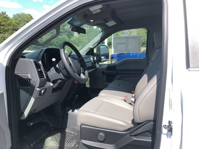 2019 F-350 Regular Cab 4x4, Medium roof enclosed service body  #YA12869 - photo 12