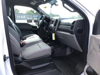 2019 F-350 Regular Cab 4x4, Medium roof enclosed service body  #YA12869 - photo 7