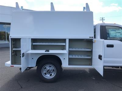 2019 F-350 Regular Cab 4x4, Medium roof enclosed service body  #YA12869 - photo 8