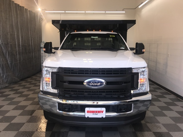 2019 F-350 Regular Cab DRW 4x4,  Knapheide Value-Master X Stake Bed #YA12871 - photo 4