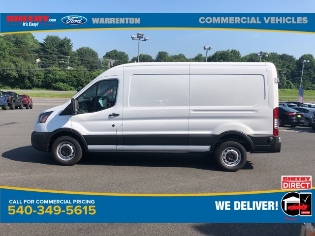 2020 Ford Transit 250 Med Roof RWD, Empty Cargo Van #YA13077 - photo 10