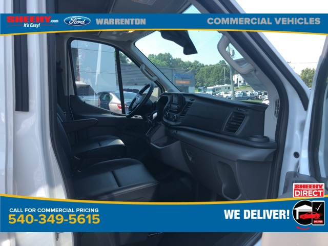 2020 Ford Transit 250 Med Roof RWD, Empty Cargo Van #YA13077 - photo 5