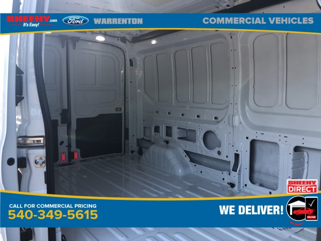 2020 Ford Transit 250 Med Roof RWD, Empty Cargo Van #YA13077 - photo 6