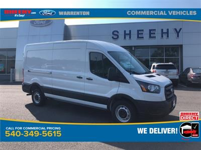 2020 Ford Transit 250 Med Roof RWD, Empty Cargo Van #YA13077 - photo 1