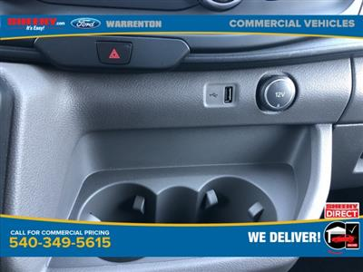 2020 Ford Transit 250 Med Roof RWD, Empty Cargo Van #YA13077 - photo 13