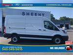 2020 Ford Transit 250 Med Roof RWD, Empty Cargo Van #YA13077 - photo 4