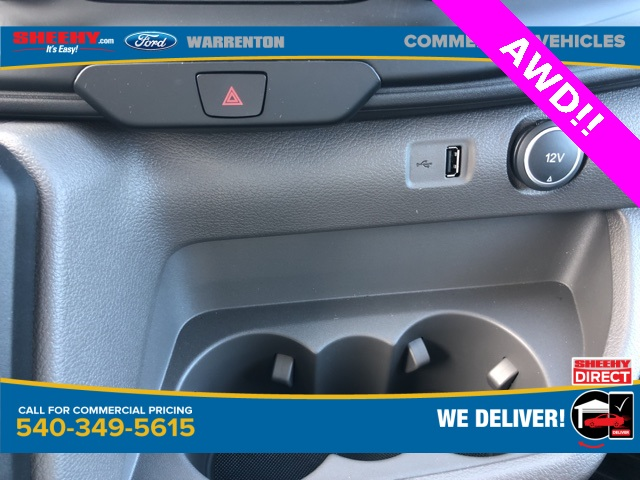 2020 Ford Transit 250 Med Roof AWD, Empty Cargo Van #YA13234 - photo 13