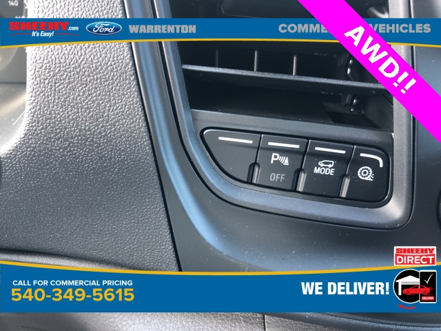 2020 Ford Transit 250 Med Roof AWD, Empty Cargo Van #YA13234 - photo 14