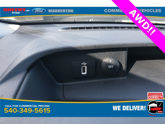 2020 Ford Transit 250 Med Roof AWD, Empty Cargo Van #YA13234 - photo 15
