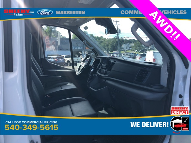 2020 Ford Transit 250 Med Roof AWD, Empty Cargo Van #YA13234 - photo 5