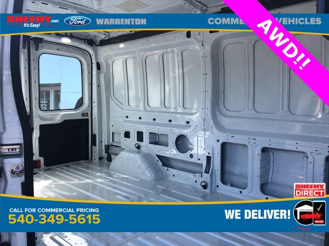 2020 Ford Transit 250 Med Roof AWD, Empty Cargo Van #YA13234 - photo 6