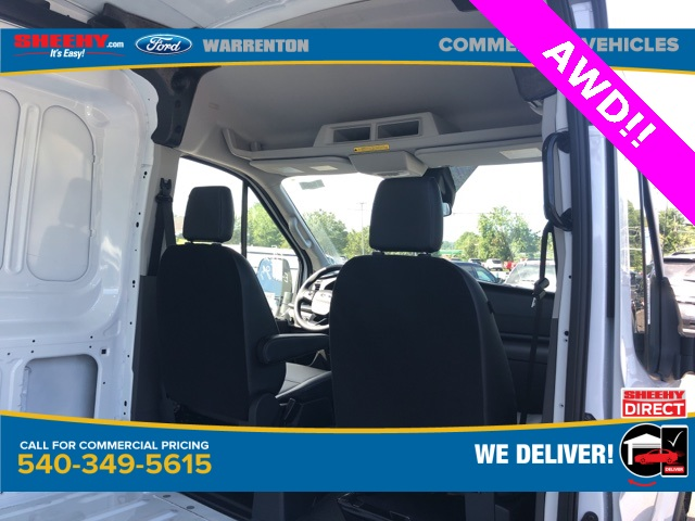 2020 Ford Transit 250 Med Roof AWD, Empty Cargo Van #YA13234 - photo 7
