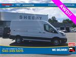 2020 Ford Transit 250 Med Roof AWD, Empty Cargo Van #YA13234 - photo 4