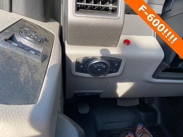 2020 Ford F-600 Regular Cab DRW 4x4, Rugby Eliminator LP Steel Dump Body #YA13965 - photo 17