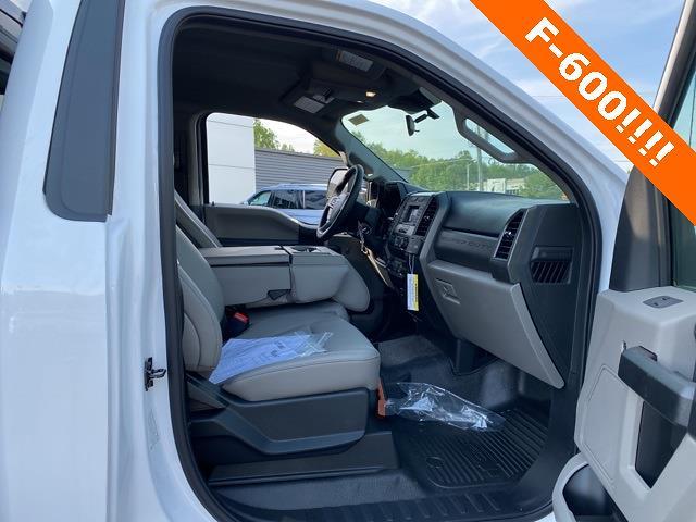 2020 Ford F-600 Regular Cab DRW 4x4, Rugby Eliminator LP Steel Dump Body #YA13965 - photo 7